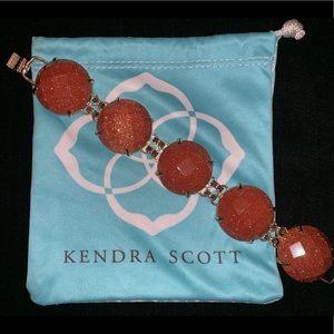 KENDRA SCOTT Cassie Goldstone Bracelet